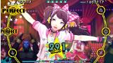 ペルソナ4 ダンシング・オールナイト ゲーム画面1