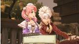 エスカ&ロジーのアトリエ Plus ~黄昏の空の錬金術士~ ゲーム画面1