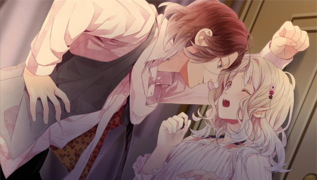 DIABOLIK LOVERS DARK FATE ゲーム画面6
