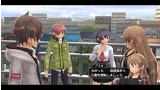 東亰ザナドゥ ゲーム画面1