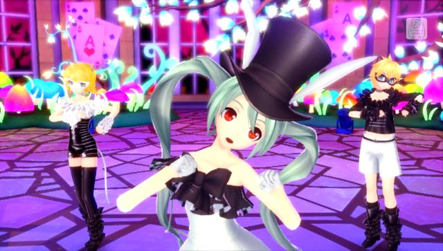初音ミク -Project DIVA- X ゲーム画面5