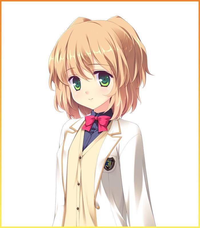 『MeltyMoment』キャラクター