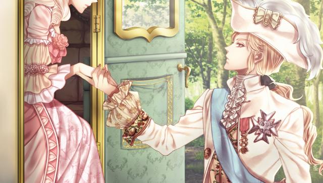 薔薇に隠されしヴェリテ ゲーム画面9