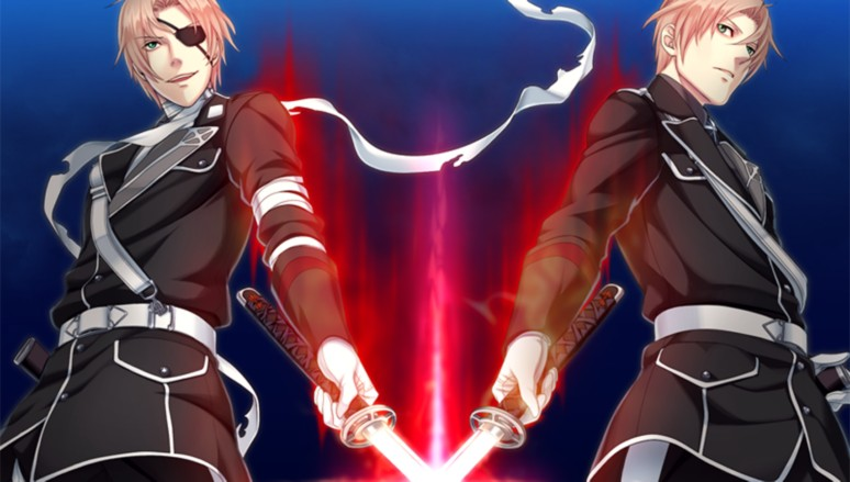 PS Vita『大正メビウスライン』ゲーム画面