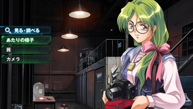 EVE burst error R ゲーム画面7