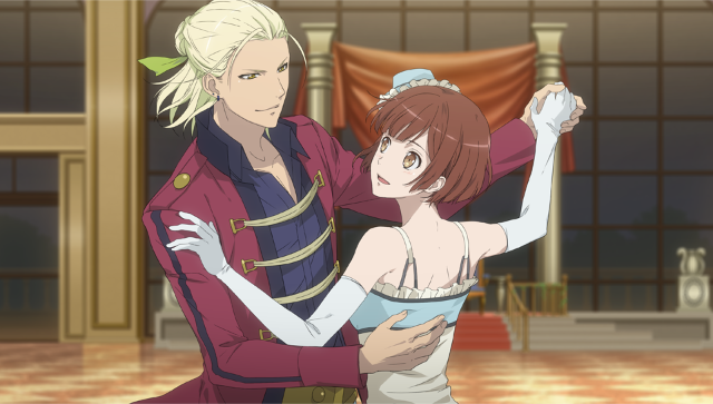 Dance with Devils ゲーム画面4