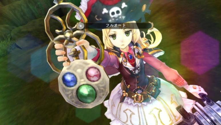 『シャリーのアトリエ Plus』ゲーム画面