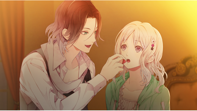 DIABOLIK LOVERS LUNATIC PARADE ゲーム画面6
