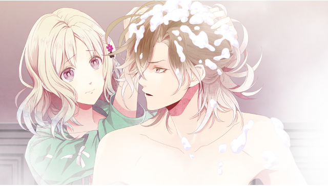 DIABOLIK LOVERS LUNATIC PARADE ゲーム画面10