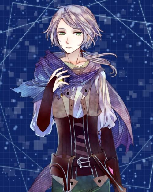 『ピリオドキューブ ~鳥籠のアマデウス~』ザイン CV:平川大輔