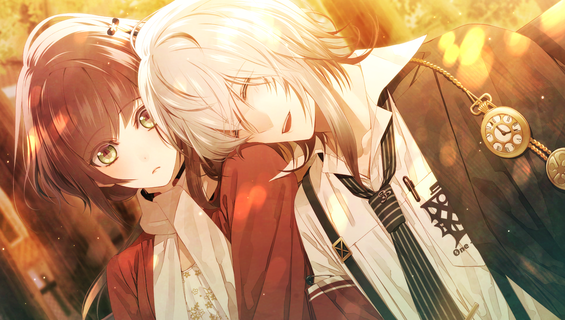 『Collar×Malice』ゲーム画面