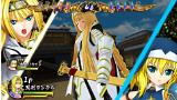 戦国乙女 ~LEGEND BATTLE~ ゲーム画面1