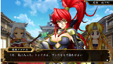 戦国乙女 ~LEGEND BATTLE~ ゲーム画面2