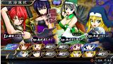 戦国乙女 ~LEGEND BATTLE~ ゲーム画面3