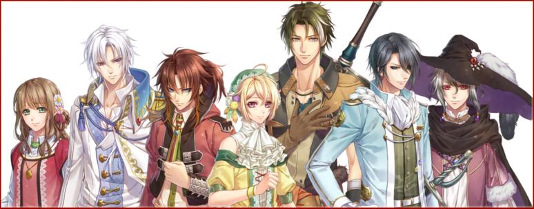『猛獣たちとお姫様』ゲーム画面