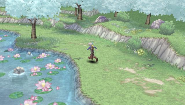 テイルズ オブ イノセンス R ゲーム画面6
