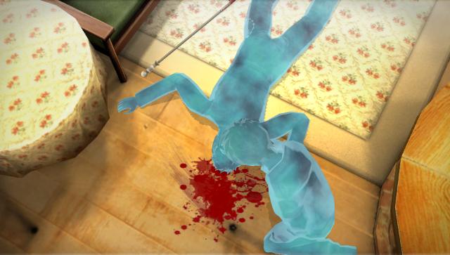 真かまいたちの夜 11人目の訪問者(サスペクト) PlayStation®Vita the Best ゲーム画面4