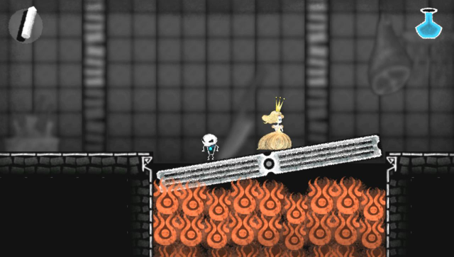 Dokuro ゲーム画面3