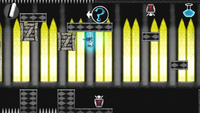 Dokuro ゲーム画面4