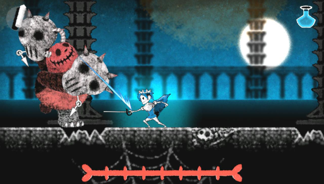 Dokuro ゲーム画面5