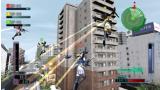 地球防衛軍3 PORTABLE PlayStation®Vita the Best ゲーム画面5