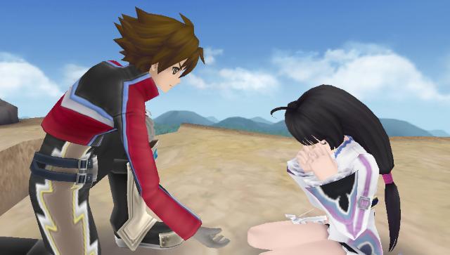 テイルズ オブ ハーツ R ゲーム画面2