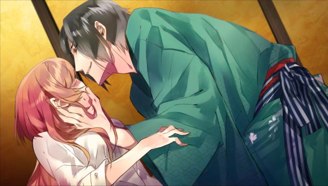男遊郭 ゲーム画面5
