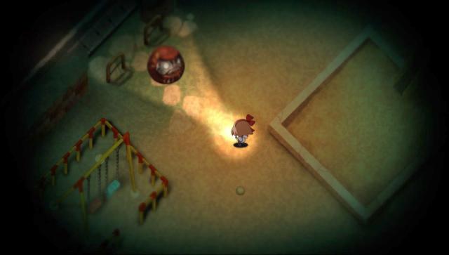 夜廻 ゲーム画面7