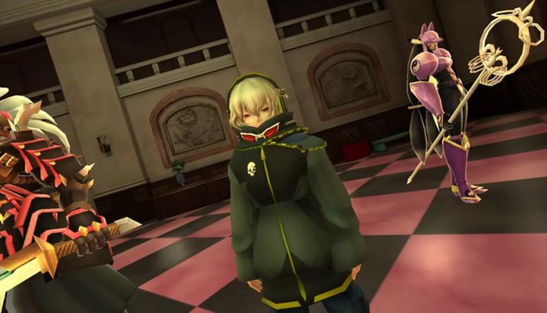 『デジモンワールド -next 0rder-』ゲーム画面