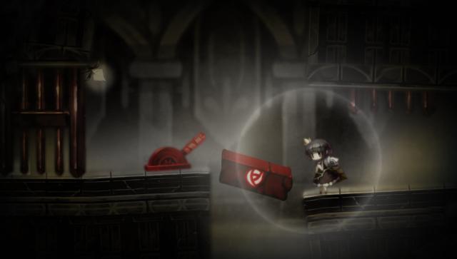 ロゼと黄昏の古城 ゲーム画面3