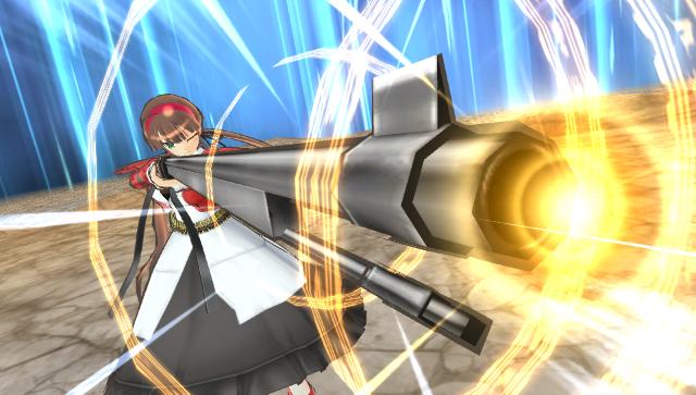 閃乱カグラ SHINOVI VERSUS -少女達の証明- ゲーム画面3