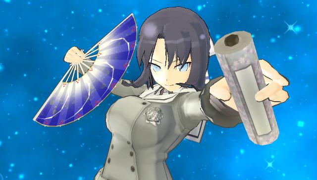 閃乱カグラ SHINOVI VERSUS -少女達の証明- PlayStation®Vita the Best ゲーム画面4