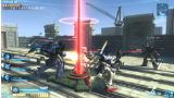 ガンダムブレイカー ゲーム画面1