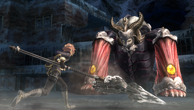 GOD EATER 2 PlayStation®Vita the Best ゲーム画面2