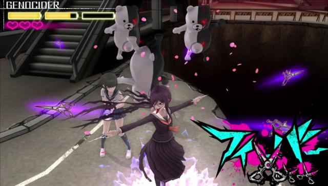絶対絶望少女 ダンガンロンパ Another Episode PlayStation®Vita the Best ゲーム画面4