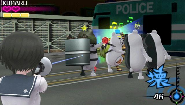 絶対絶望少女 ダンガンロンパ Another Episode PlayStation®Vita the Best ゲーム画面7