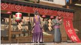 憂世ノ浪士 ゲーム画面2