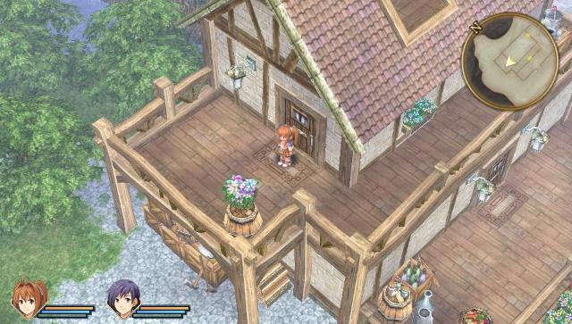 英雄伝説 空の軌跡 FC Evolution ゲーム画面10