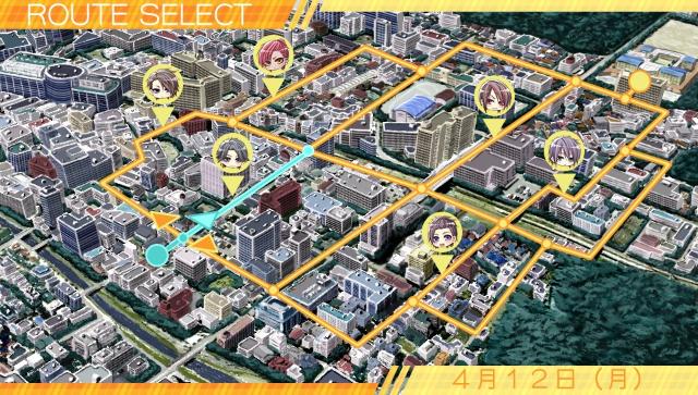 STORM LOVER V ゲーム画面10