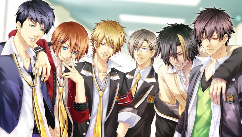 『STORM LOVER 2nd V』ゲーム画面