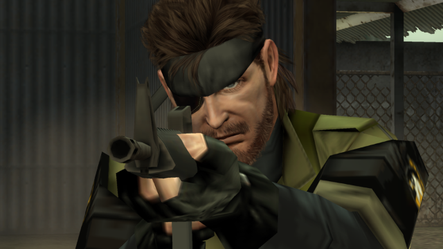 METAL GEAR SOLID THE LEGACY COLLECTION ゲーム画面1