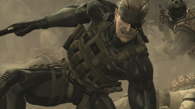 METAL GEAR SOLID THE LEGACY COLLECTION ゲーム画面2