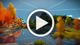 The Witness ゲーム動画1