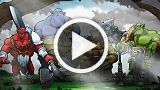 Orc Attack ゲーム動画1