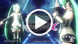 初音ミク -Project DIVA- X ゲーム動画1
