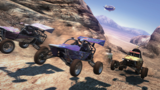 MotorStorm ゲーム画面1