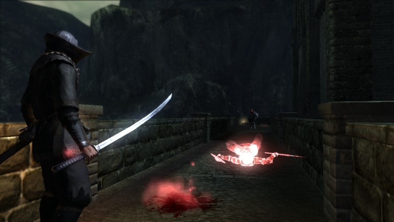 『Demon's Souls』ゲーム画面