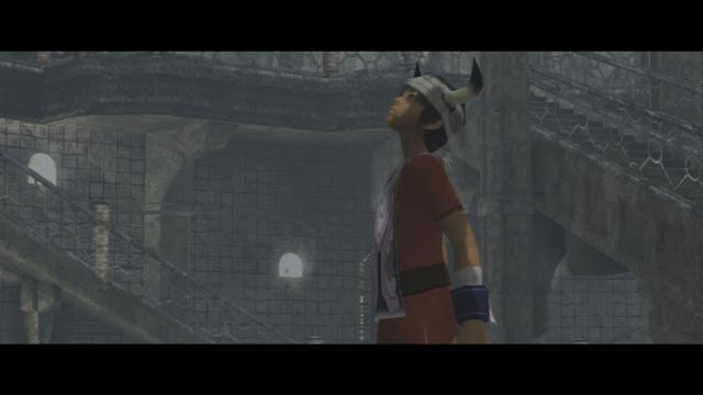 『ICO』ゲーム画面