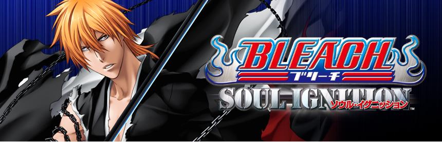 BLEACH ソウル・イグニッション PlayStation®3 the Best バナー画像