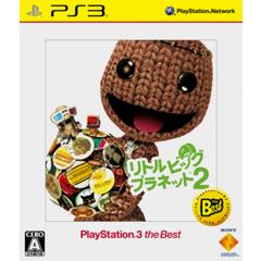 リトルビッグプラネット2 PlayStation®3 the Best ジャケット画像